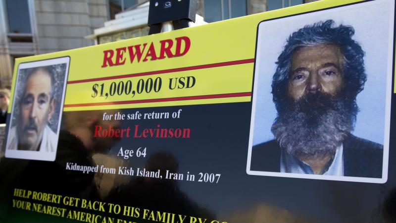 US believes ex-FBI agent Robert Levinson died in Iran: Family