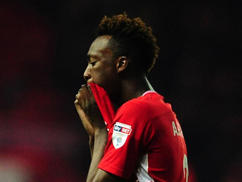 Tammy Abraham's future is up in the air: Getty