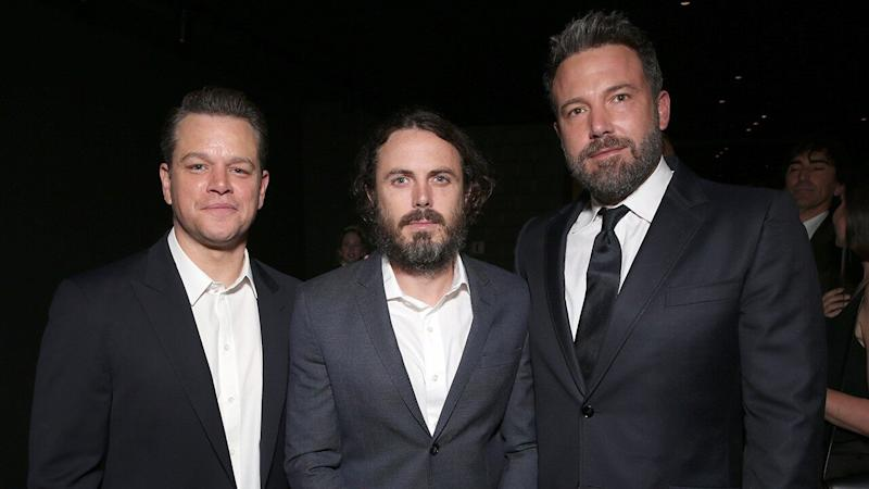Casey Affleck Reacts to Brother Ben and Matt Damon Working Together Again (Exclusive)