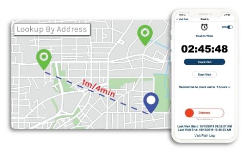 QliqSOFT Puts Safety in the Hands of Home Health and Hospice Nurses with New Care Delivery Tracking and Reporting App