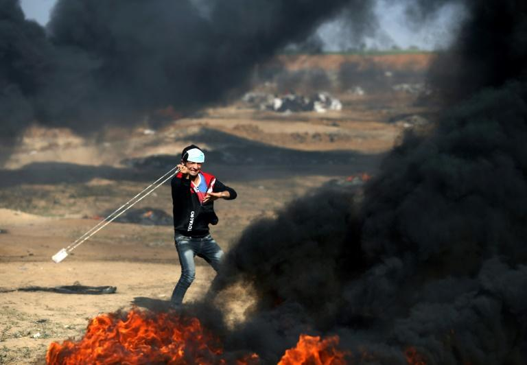 Palestinians ask ICC to investigate Israel human rights violations