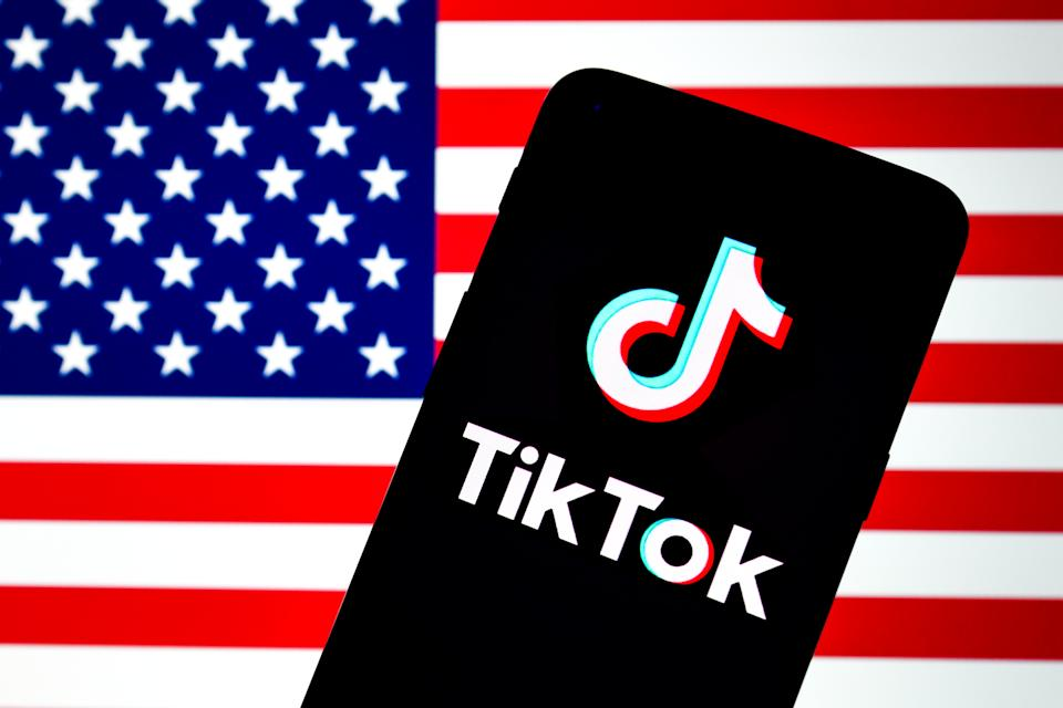 It's the latest development in the Sino-US feud between the nations over TikTok.