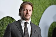 """<p>For Luke, <a href=""""http://www.interviewmagazine.com/film/luke-bracey"""" class=""""link rapid-noclick-resp"""" rel=""""nofollow noopener"""" target=""""_blank"""" data-ylk=""""slk:being thought of as a heartthrob is strange"""">being thought of as a heartthrob is strange</a> at times. """"It is weird to think about why people are drawn to watching you,"""" he confessed to <strong>Interview</strong> back in 2014. """"I'm only just starting my career. There are those moments when you are asked to take your shirt off, and you realize why you are doing it. I wake up every day and look at my own ugly mug in the mirror and don't think twice about it. The fact that other people might want to look at me still feels funny. It's flattering, but funny."""" </p>"""