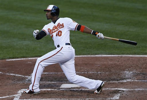 Orioles lose to Blue Jays 9-5, split doubleheader