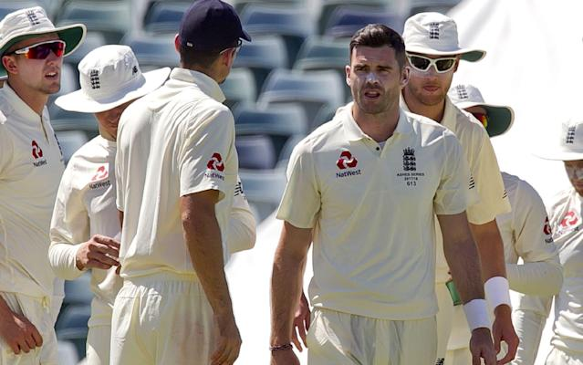Anderson, England's all-time leading wicket taker, is one of several experienced players Root can turn to - AFP