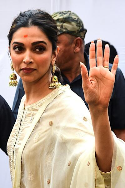 Deepika Padukone decision has been described as 'gutsy'