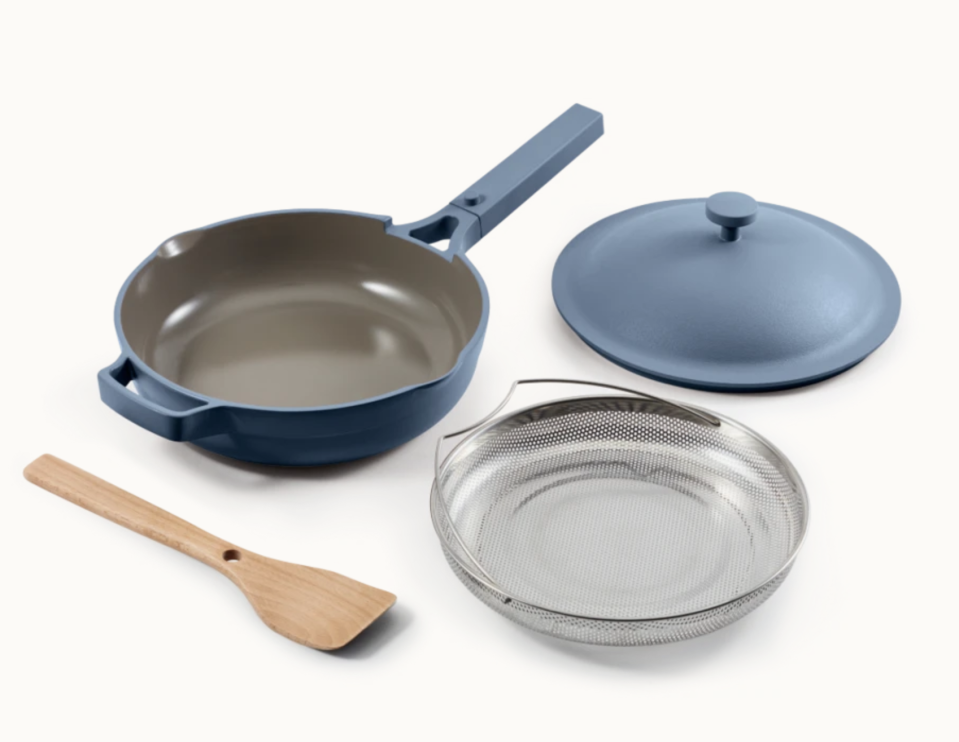 The Always Pan by Our Place - in Blue Salt, $156 (originally $195)