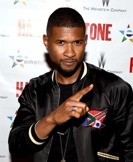 According To Days Inn Employee, Usher Did Meet Up With Quantasia Sharpton