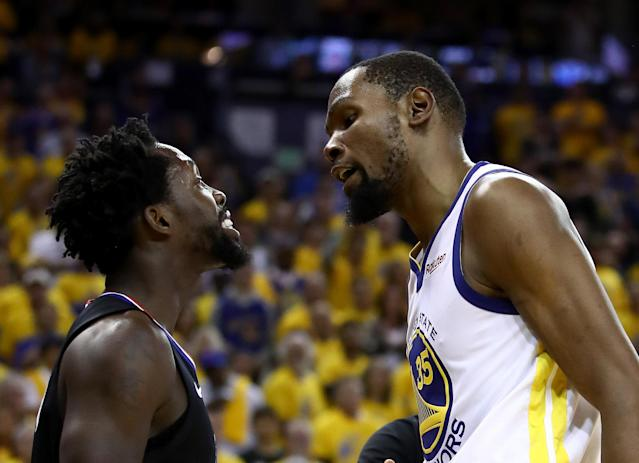 "<a class=""link rapid-noclick-resp"" href=""/nba/players/4647/"" data-ylk=""slk:Patrick Beverley"">Patrick Beverley</a> will have his eye on Chicago once free agency begins. (Getty Images)"