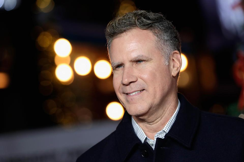 Will Ferrell was in Georgia last week campaigning for Democratic gubernatorial nominee Stacey Abrams. (Photo: John Phillips/Getty Images)