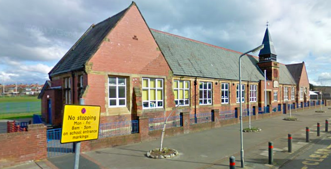 Wendy Jacobs was headteacher of Roose Primary School in, Barrow-in-Furne, Cumbria. (Google Maps)