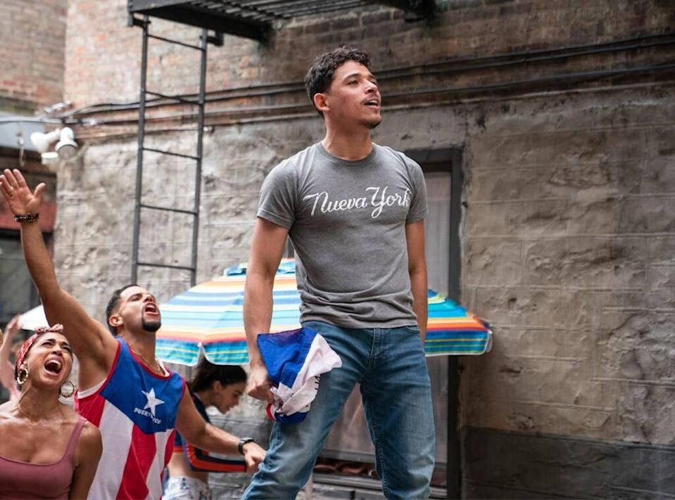 Anthony Ramos, In the Heights