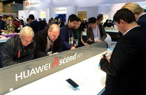 Chinese tech firms pump up volume at CES