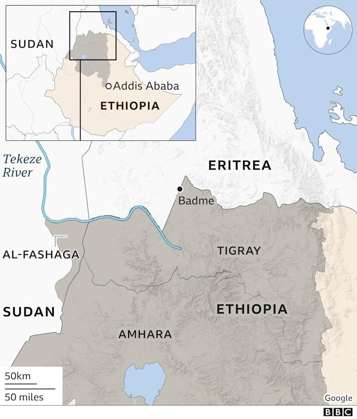Why Ethiopia and Sudan have fallen out over al-Fashaga, Fox News Work offer you 24/7 Headline News