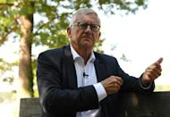 Less than a week after the Fukushima disaster, Merkel turned her back on nuclear energy and the industry to which nuclear plant executive Ralf Gueldner had dedicated his life's work (AFP/Christof STACHE)