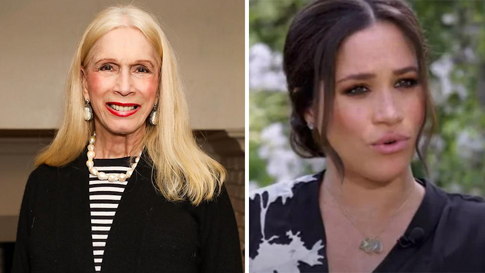 lady c and meghan markle