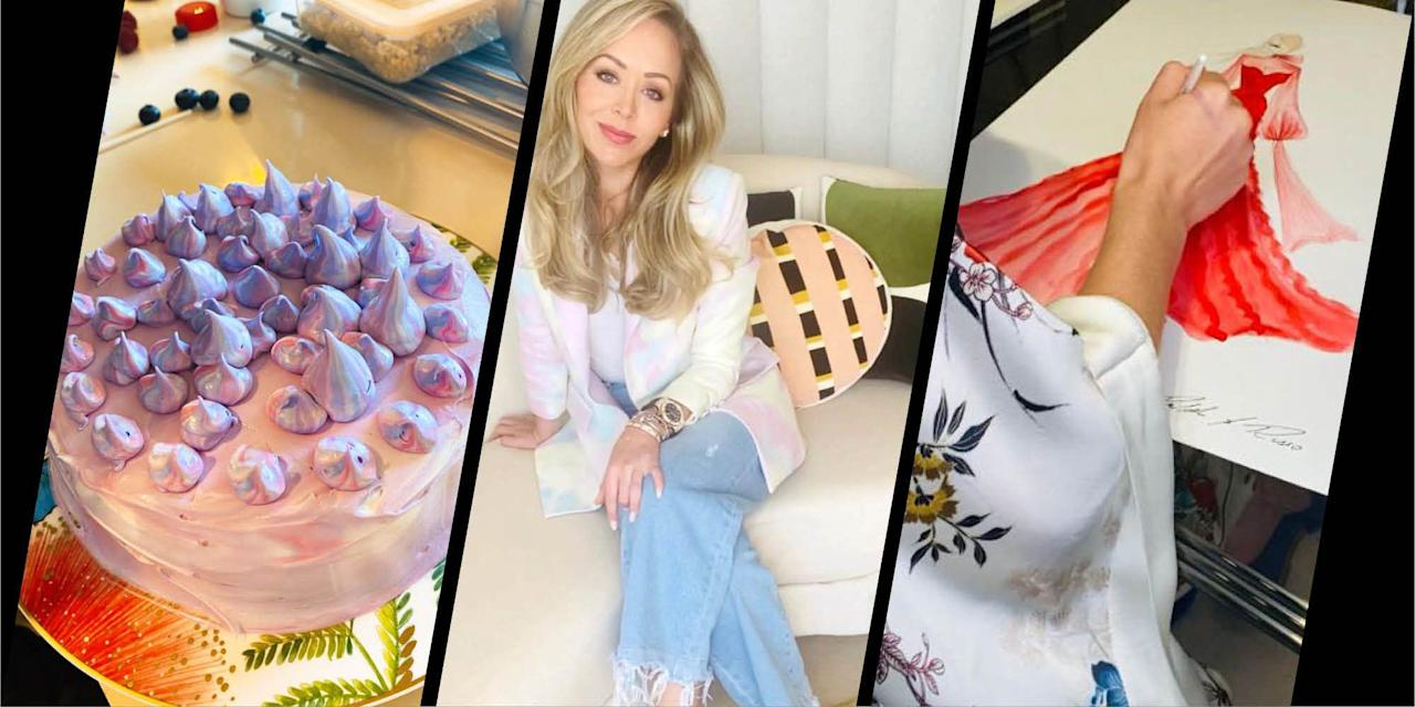 <p>Ralph & Russo co-founder and creative director Tamara Russo stars in the latest instalment of our new series of self-isolation diaries, where friends of Bazaar share what they're eating, reading, watching and wearing at home right now.</p><p>Read on to self-isolate with Tamara...</p>