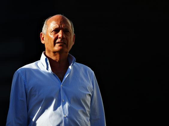 Ron Dennis, a certified good egg (Getty)