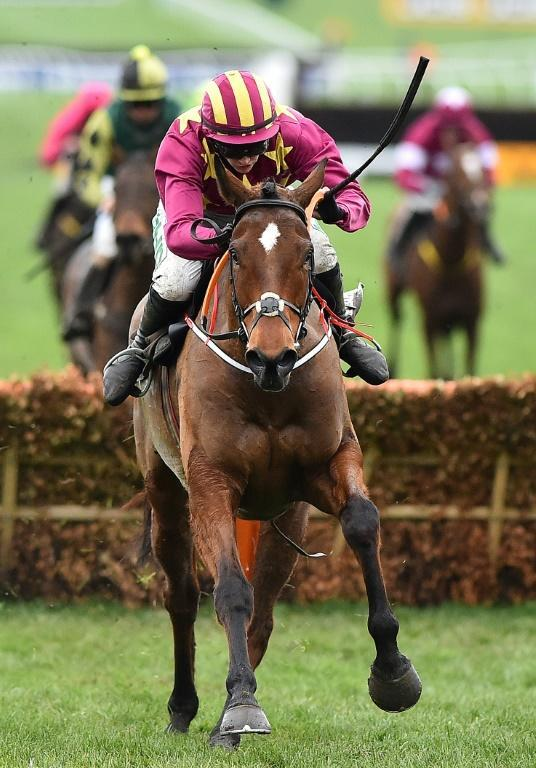 Irish jockey Rachael Blackmore can become the first female rider to win hurdling's greatest prize The Champion Hurdle on unbeaten mare Honeysuckle