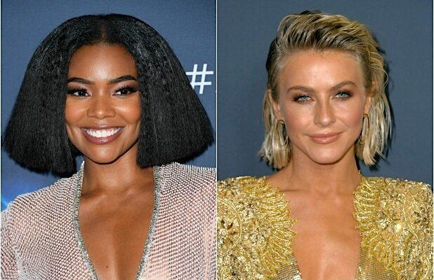 Julianne Hough Commends Gabrielle Union for 'Speaking Her Truth' on 'AGT' Culture (Video)