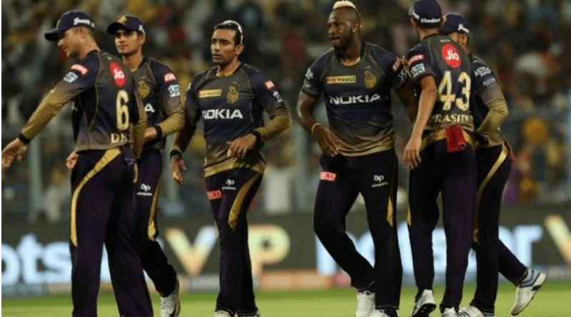 With both bat and ball, Andre Russell led the way for Kolkata Knight Riders in a disappointing season