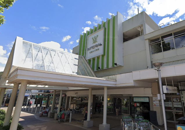 A spokesperson for the shopping centre said the contractor will no longer be working on the premises. Source: Google Maps