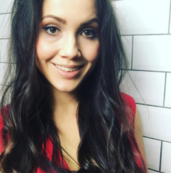 The mum initially struggled with breastfeeding but now loves it. Photo: Instagram