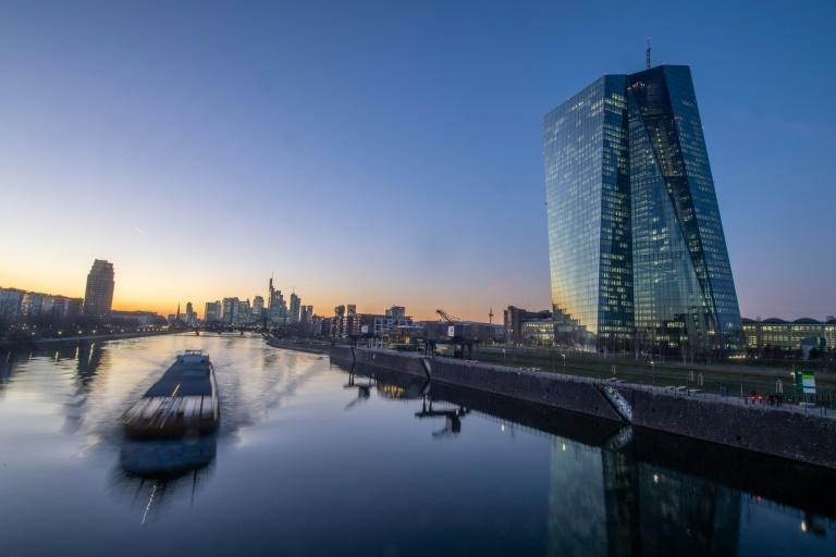 The European Central Bank's presence in Frankfurt helped attract bankers to Germany's financial capital