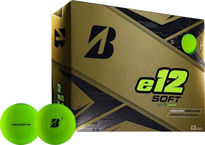 Bridgestone Golf e12 Soft Golf Balls (One Dozen) Photo: Amazon