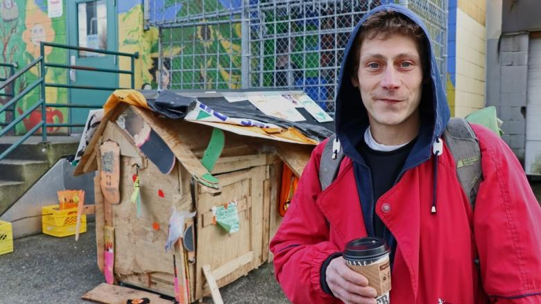 Home on wheels: how one Vancouver man is trying to survive homelessness