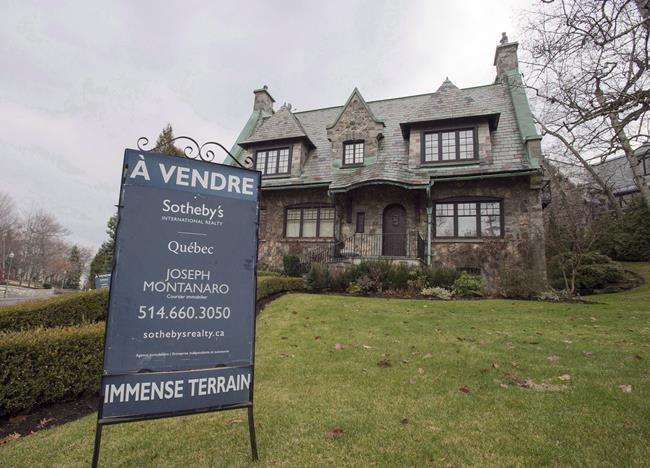 Luxury sales down in formerly hot housing markets, but up in Montreal