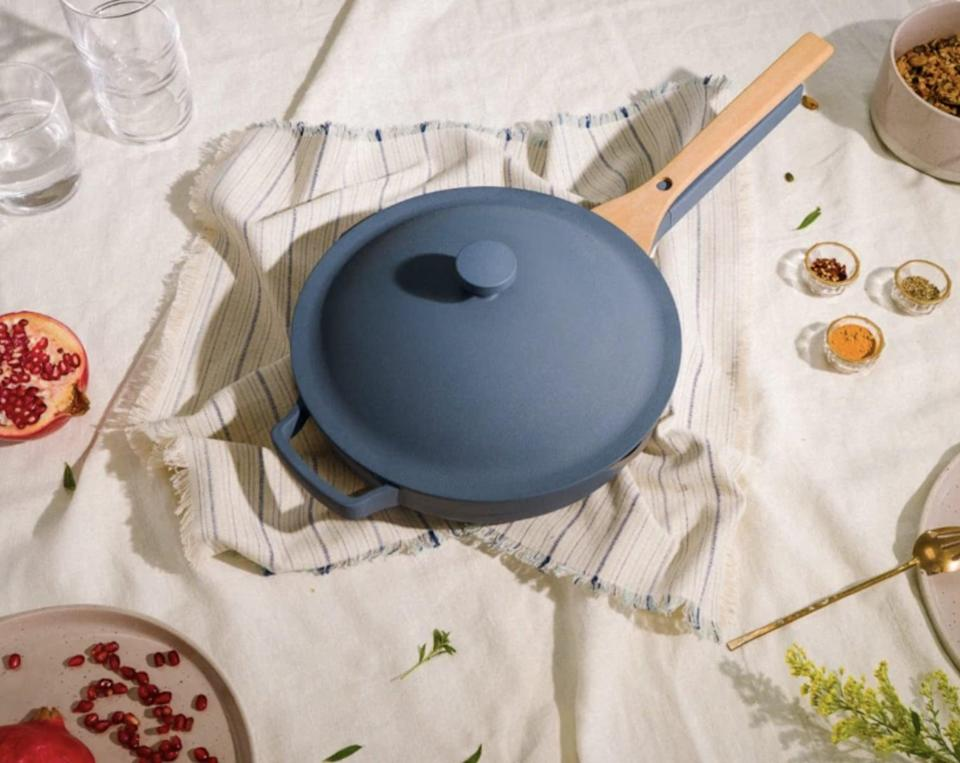 <p>Get this popular <span>Our Place Always Pan</span> ($115, originally $145) for the person who loves to cook. The internet-famous pan has so many great features that'll blow them away.</p>