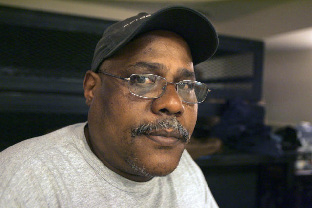 <p>Bill Nunn was best known for his role in Spike Lee's Do the Right Thing. He died at age 62 on September 24 after a battle with cancer. — (Pictured) Actor Bill Nunn at Point Park University rehearsal for his experimental project, dramatizing an African folktale, in Pittsburgh in 2008. (AP Photo/Keith Srakocic) </p>