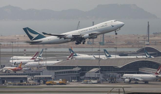 Amid a major overhaul, cutbacks are expected in where Cathay Pacific flies and how often. Photo: Winson Wong