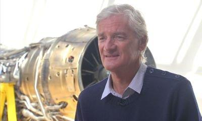 UK should make a 'clean break' from EU, says James Dyson
