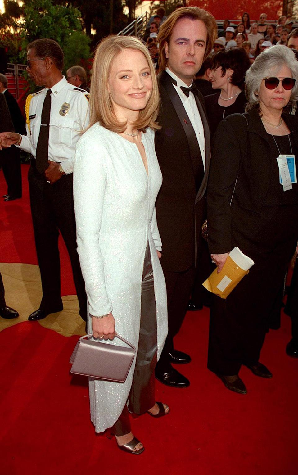 <p>The two-time Oscar winner served as a presenter at the night's award ceremony. (Photo: Frank Trapper/Getty Images) </p>
