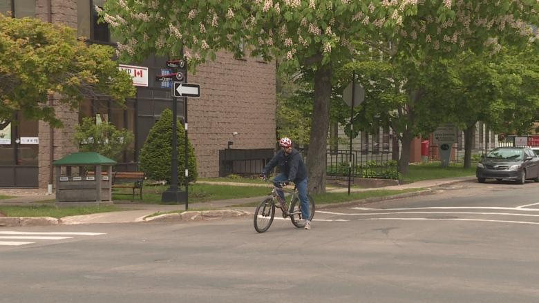 Cycling PEI questions proposed bike lane on Fitzroy Street