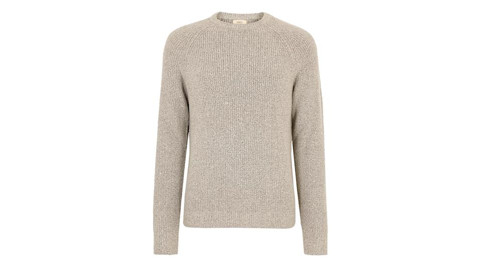 Recycled Super Soft Crew Neck Jumper