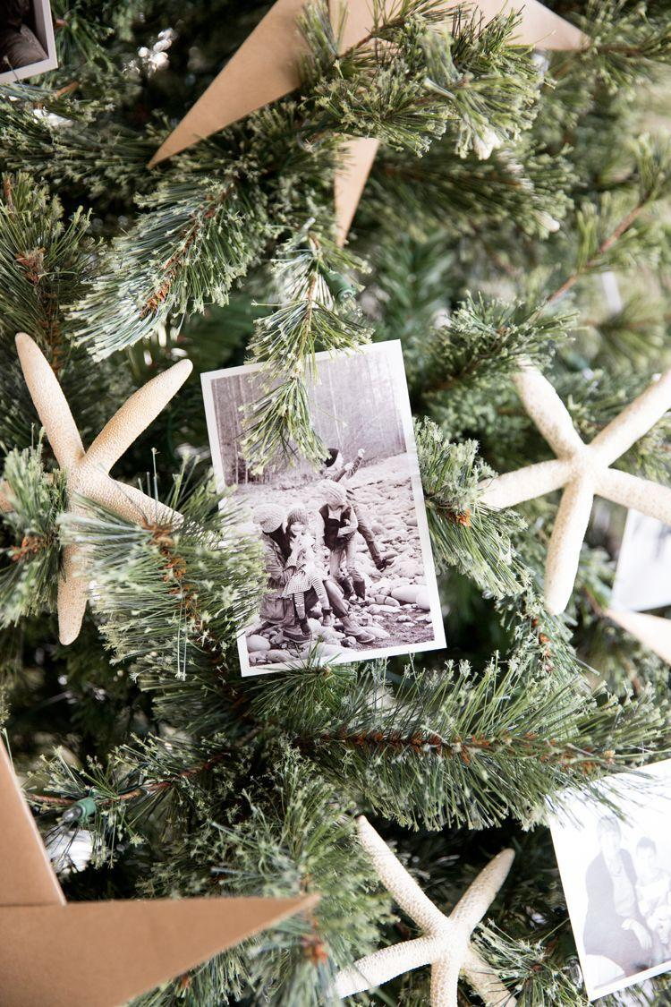"""<p>Not too crafty? This project's heavy lifting is in making photo selects, not gluing and pasting. Once you have the images you want, simply print them onto heavy-duty photo paper and stick them in between your tree's branches. </p><p><em>Get the tutorial at <a href=""""https://www.deliacreates.com/photo-ornament-christmas-tree/"""" rel=""""nofollow noopener"""" target=""""_blank"""" data-ylk=""""slk:Delia Creates"""" class=""""link rapid-noclick-resp"""">Delia Creates</a>.</em></p><p><a class=""""link rapid-noclick-resp"""" href=""""https://www.amazon.com/HP-CR759A-Everyday-Photo-Glossy/dp/B007W7QERC?tag=syn-yahoo-20&ascsubtag=%5Bartid%7C10072.g.34443405%5Bsrc%7Cyahoo-us"""" rel=""""nofollow noopener"""" target=""""_blank"""" data-ylk=""""slk:SHOP PHOTO PAPER"""">SHOP PHOTO PAPER</a><br></p>"""