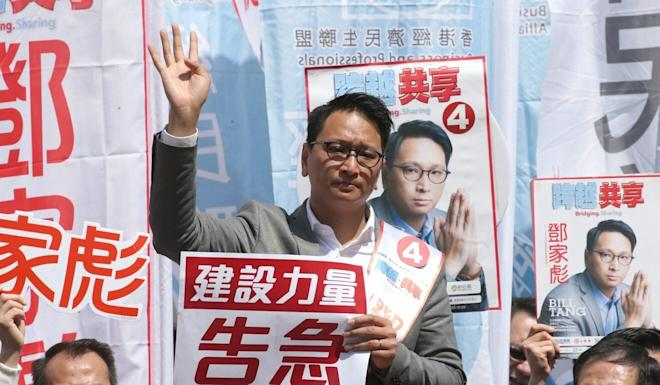 Former lawmaker Bill Tang is among those calling for new efforts to bring relief to Hong Kong's needy residents. Photo: David Wong