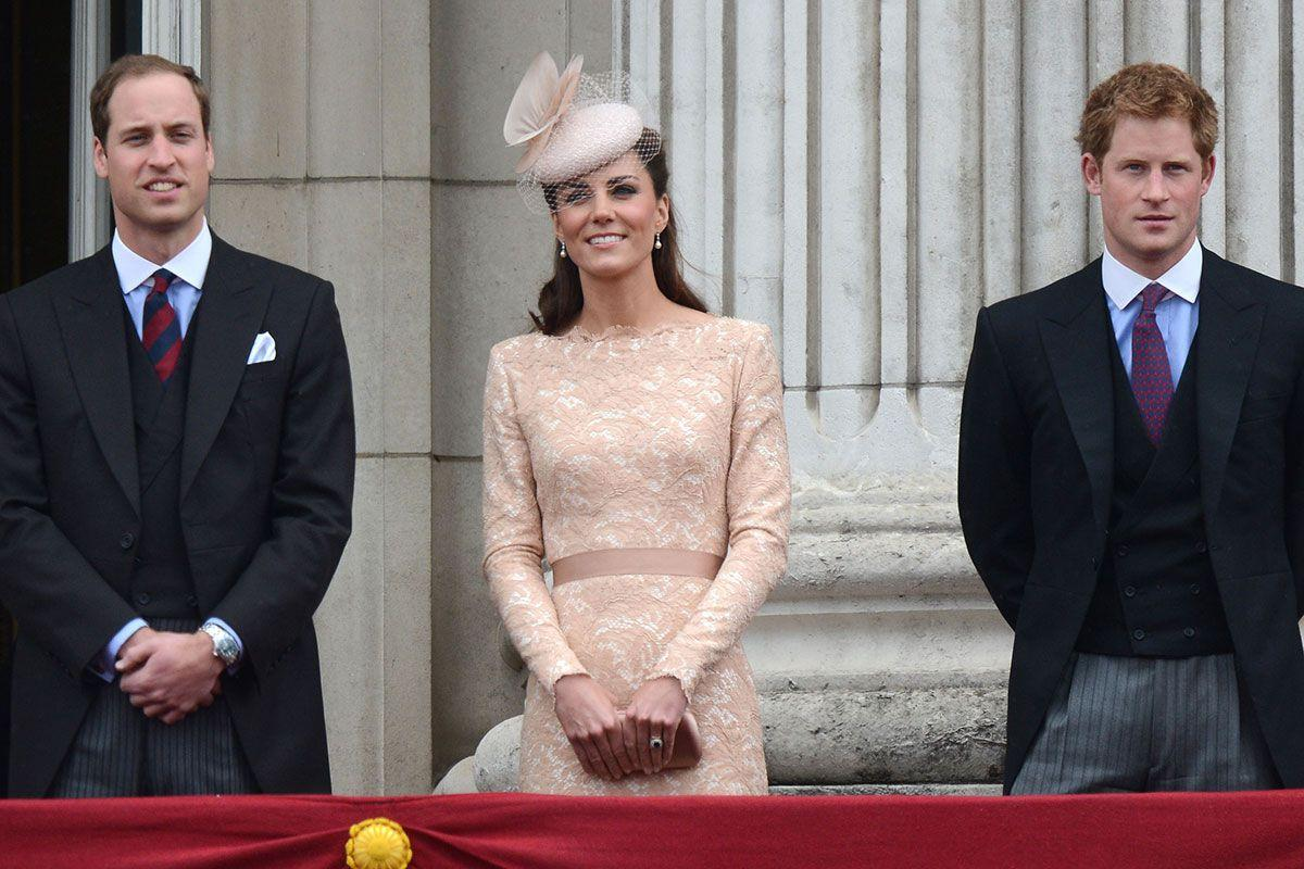 <p>Just five figures stood with the Queen to mark her Diamond Jubilee in 2012. With Prince Philip in the hospital, it was Prince Charles, Camilla Duchess of Cornwall, the Duke and Duchess of Cambridge, and Prince Harry that stepped into the limelight. This was said to be a strong message from the Palace on the future of the royal family.</p>