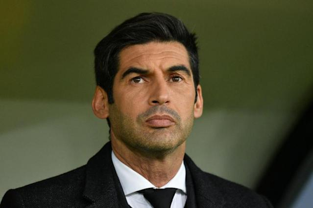 Paulo Fonseca signs new Shakhtar Donetsk contract days after West Ham interview