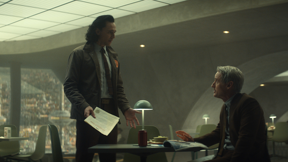 Asgard's God of Mischief has become a time-traveling detective.