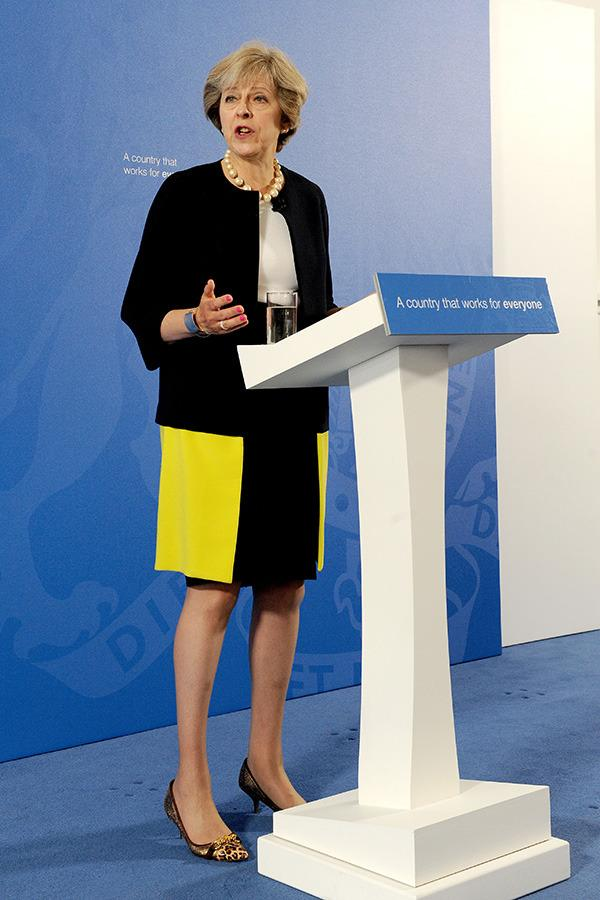 Minister 'set May Ditch Theresa Pressured To Her Heels Prime An m0wOy8nPvN