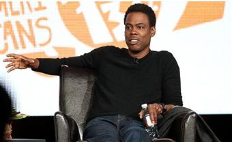 "Chris Rock Says ""You Should Need To Have A Mortgage To Buy A Gun"": TCA"