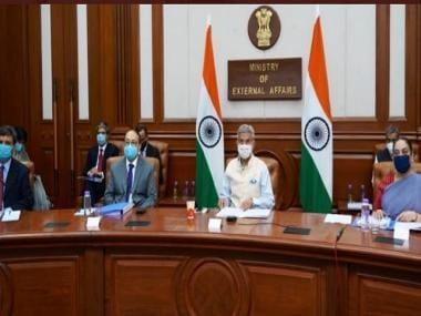 'Gross interference', MEA slams Pakistan for comments on Jammu and Kashmir at CICA meet