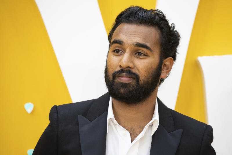 Himesh Patel poses for photographers upon arrival at the premiere of the film 'Yesterday' in London, Tuesday, June 18, 2019. (Photo by Vianney Le Caer/Invision/AP)