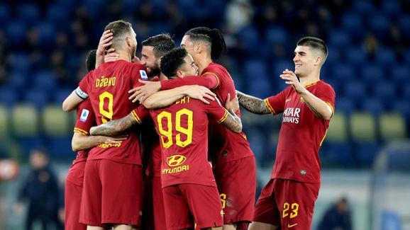 AS Roma v US Lecce - Serie A