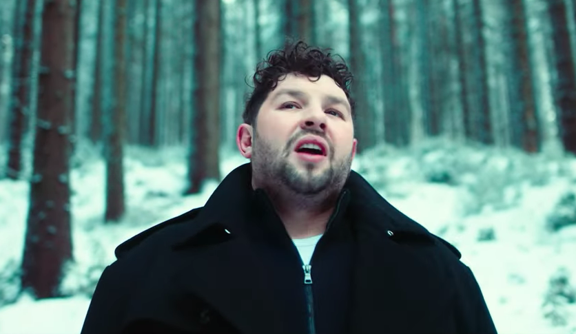 James Newman is the UK's Eurovision entrant for 2020. (Eurovision Song Contest. Youtube)
