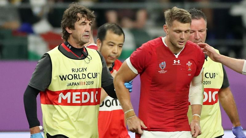 Rugby World Cup 2019: Gatland waits on walking wounded after Wales clinch quarter-final spot